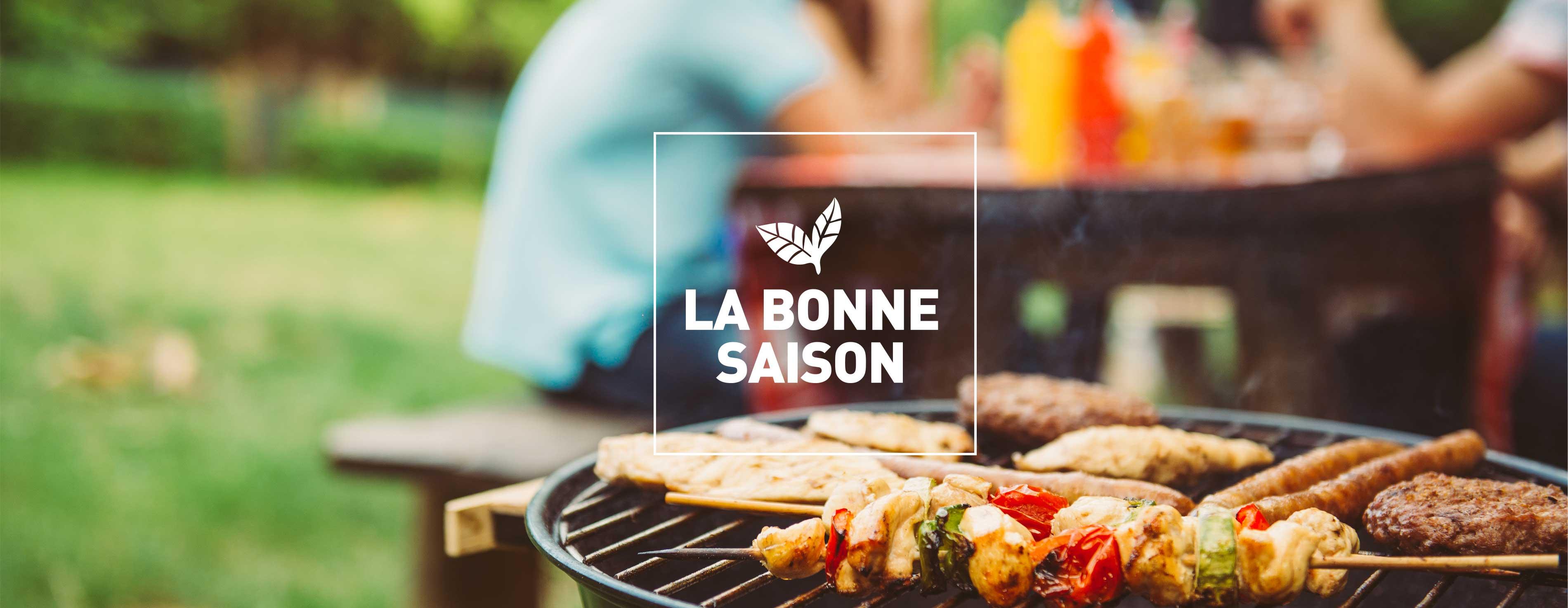 Autour du barbecue, assurez votre sécurité !