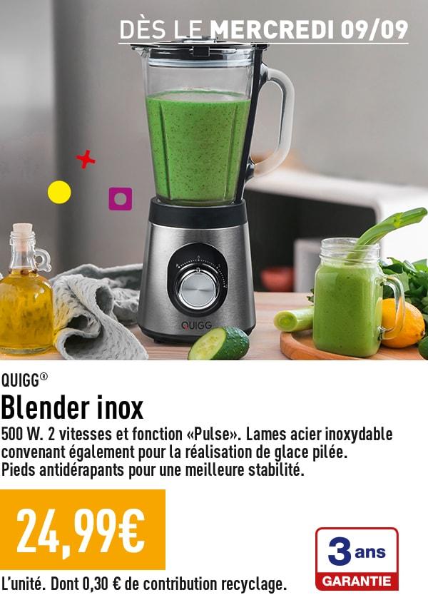 Blender inox