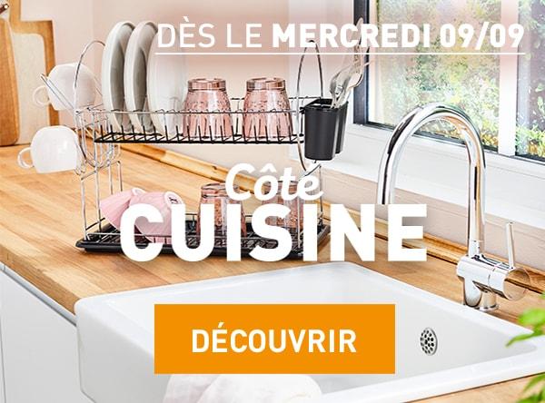 Côté cuisine - Découvrir