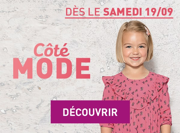 Côté mode