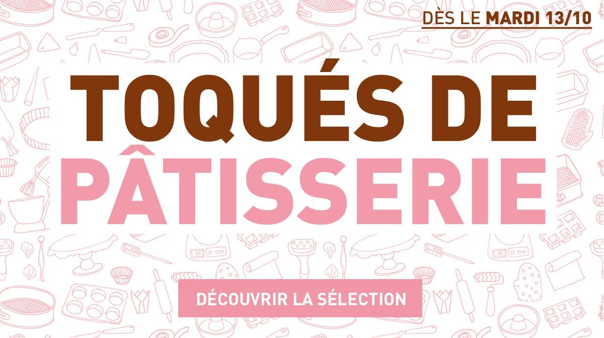 Toqués de pâtisserie - Découvrir la sélection