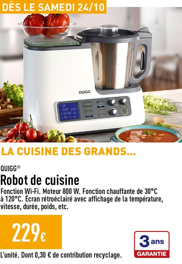 La cuisine des grands - Robot de cuisine
