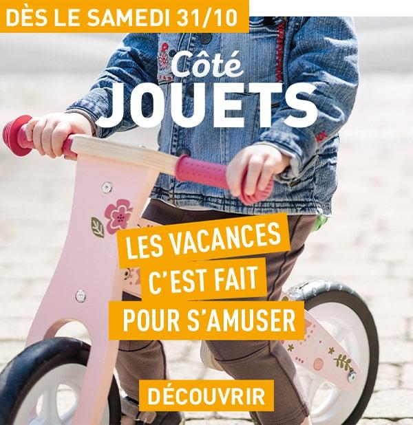 Côté Jouets - Découvrir